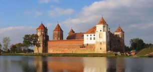 Мирский замок в Беларуси