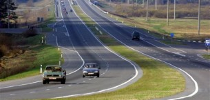 Беларусь: дороги