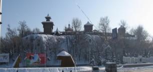Мозырь: музей под открытым небом