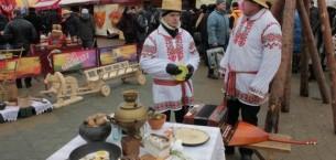 Масленица в Минске