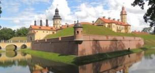 Несвижский замок – черная Панна