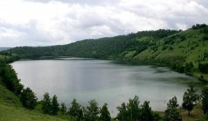 Озеро находится в Брестком районе