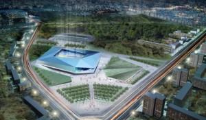 Строительная компания «Трайпл», которая занимается возведением нового главного футбольного стадиона, раскрыла несколько секретов, каким будет главный стадион страны.